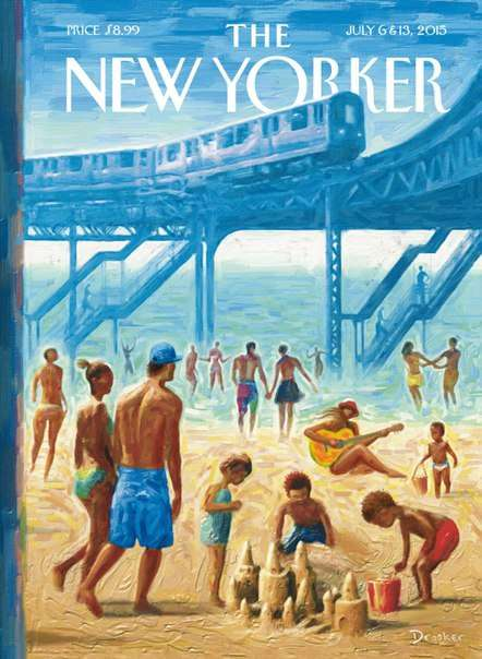 The New Yorker – 6 July 2015