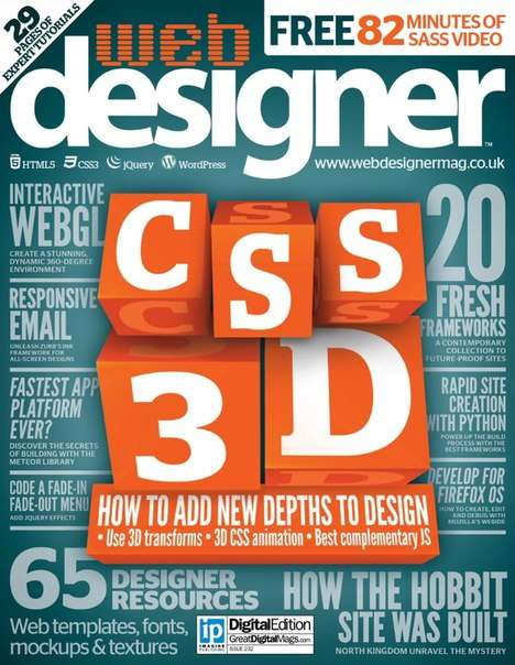 Web Designer Issue 232, 2015