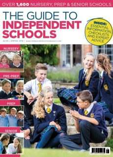 Independent School Parent Spring Schools Guide 2016