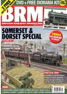British Railway Modelling – March 2016