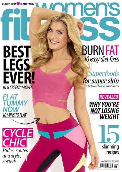 Women's Fitness Magazine – June 2015