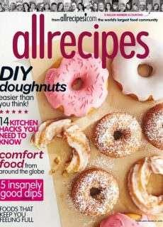 Allrecipes – March 2016
