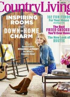 Country Living – June 2015 USA