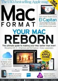 MacFormat – February 2016 UK