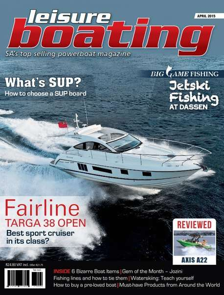 Leisure Boating – April 2015