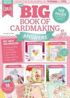 Big Book of Cardmaking Answers Vol2 2016