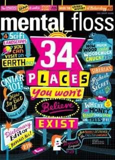 mental floss – June 2015 USA