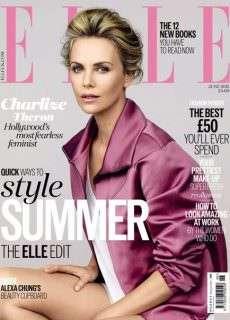 Elle UK – June 2015
