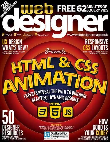 Web Designer Issue 238 – 2015 UK