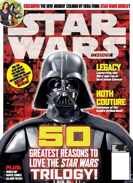 Star Wars Insider – January 2015
