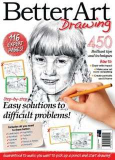 Better Art Magazine Issue Drawing 2015