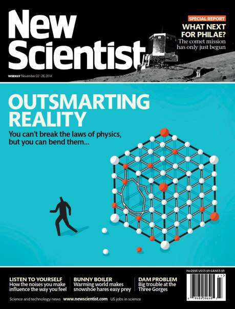 New Scientist – 22 November 2014