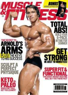 Muscle & Fitness, British Edition – June 2015