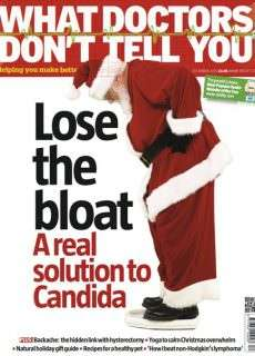 What Doctors Don 39 t Tell You December 2015