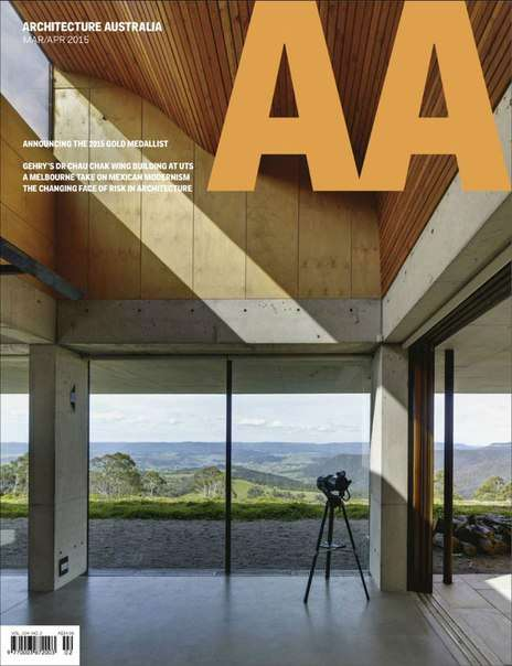 Architecture Australia 2015 March/April