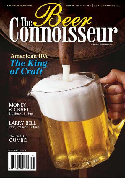Beer Connoisseur – Issue 18, 2015