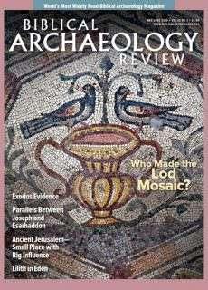 Biblical Archaeology Review – June 2016