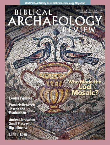 Biblical Archaeology Review – June 2016