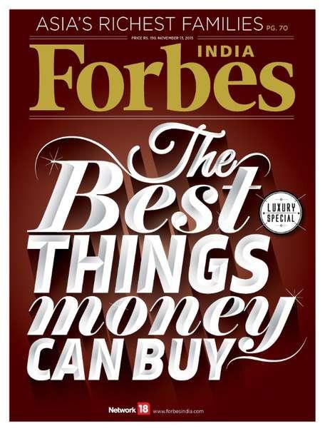 Forbes India – 13 November 2015