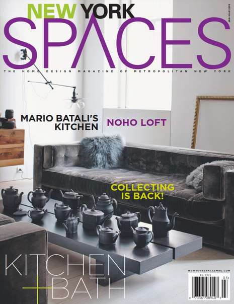 New York Spaces – January/March 2015