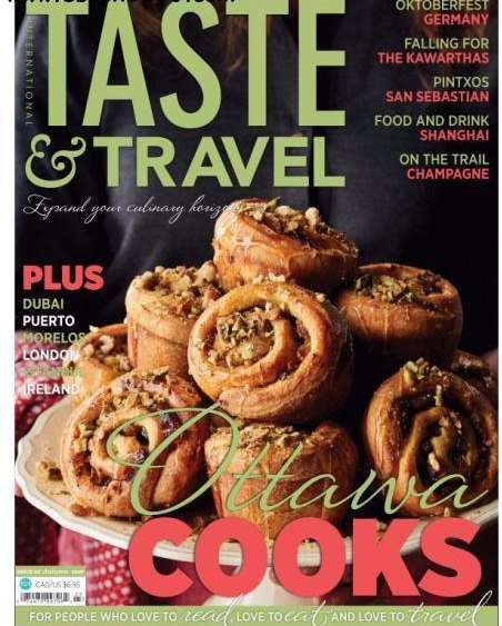 Taste and Travel International – Autumn 2016