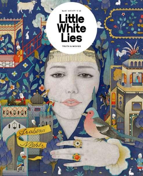Little White Lies – March – April 2016