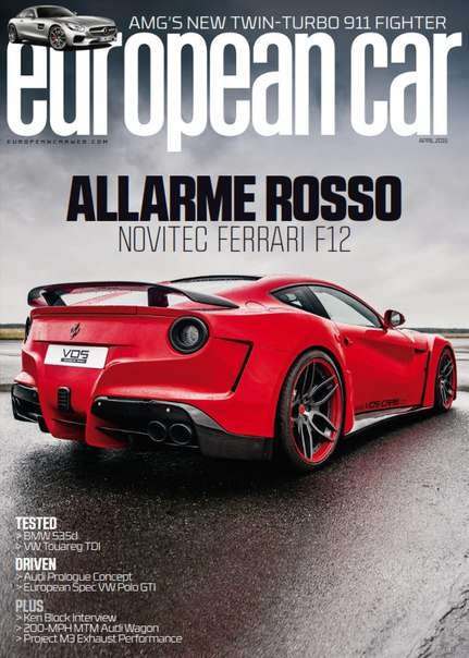 European Car – April 2015