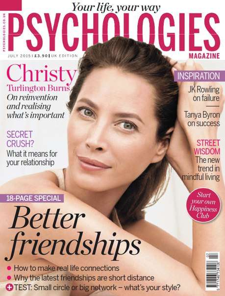 Psychologies UK – July 2015