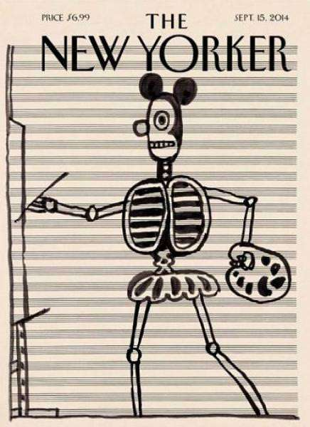 The New Yorker September 15, 2014