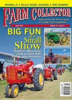Farm Collector – April 2016