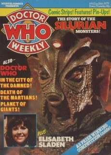 Doctor Who Weekly – Issue 011 (1979)
