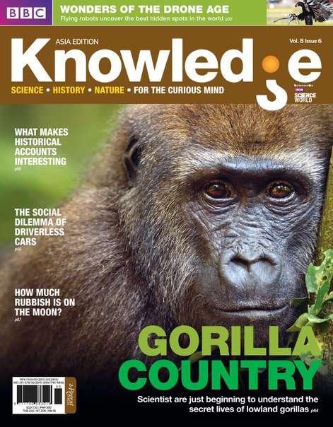 BBC Knowledge Asia Edition – June 2016