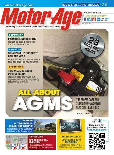 Motor Age 2014