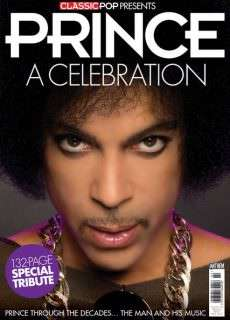 Classic Pop Presents Prince A Celebration – 2016 UK