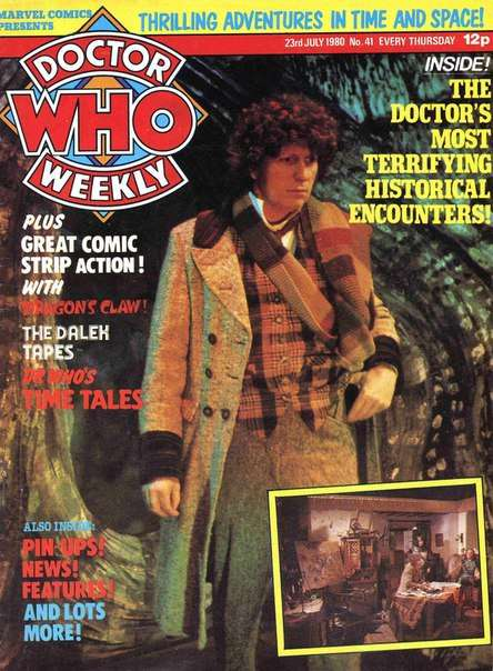 Doctor Who Weekly – Issue 041 (1980)