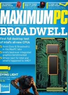 Maximum PC – May 2015