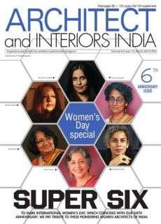 Architect & Interiors India – March 2015