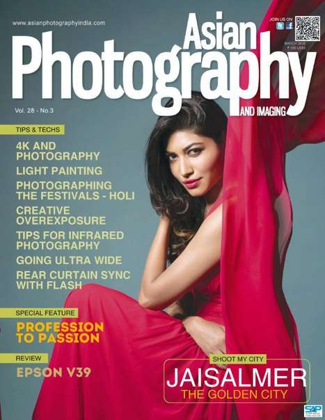 Asian Photography – March 2016