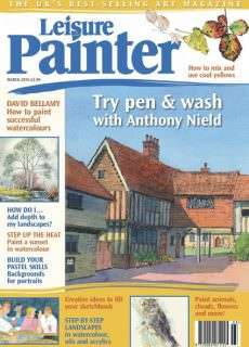 Leisure Painter March 16