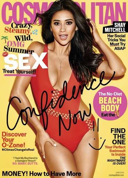 Cosmopolitan USA – June 2016