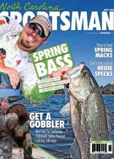 North Carolina Sportsman – April 2015