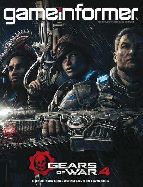 Game Informer – April 2016