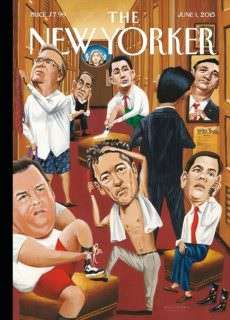 The New Yorker – June 1 2015 USA