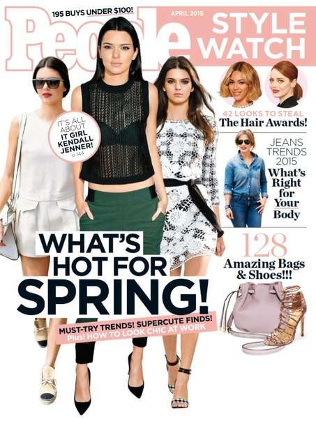 People Style Watch – April 2015
