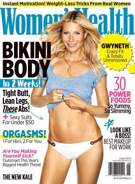 Women 39 s Health – June 2015 USA