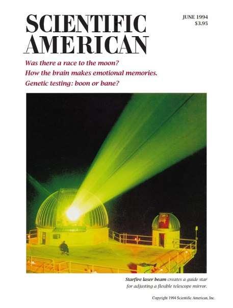 Scientific American June 1994