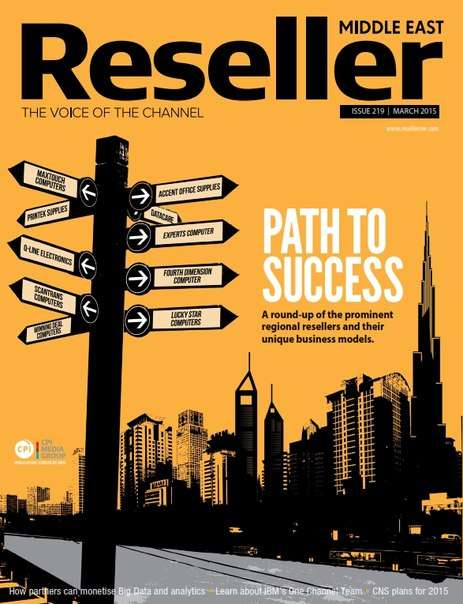Reseller Middle East – March 2015