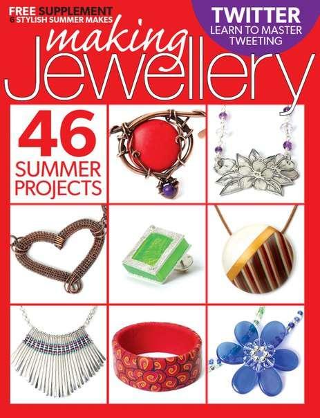 Making Jewellery – Summer 2015 UK