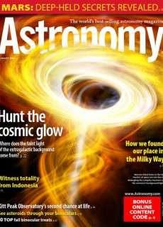 Astronomy – August 2015