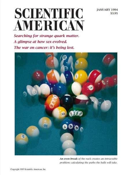 Scientific American – January 1994